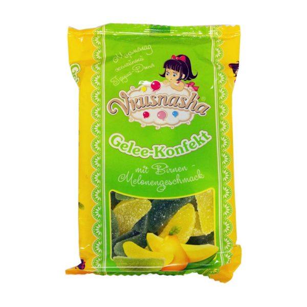 VKUSNASHA Marmeladi päärynä ja meloni 200 g