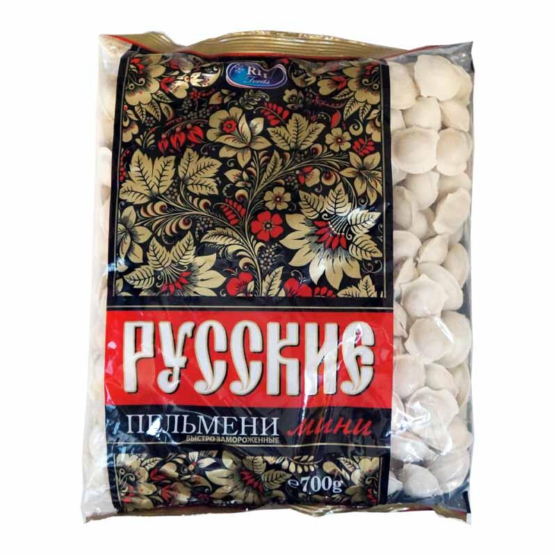 RH Minipelmenit Russkie 700 g