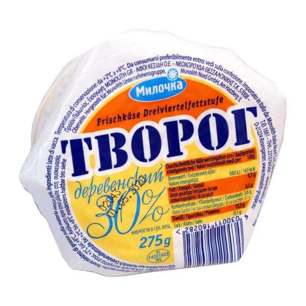 MILOCHKA Rahka 30 % 275 g