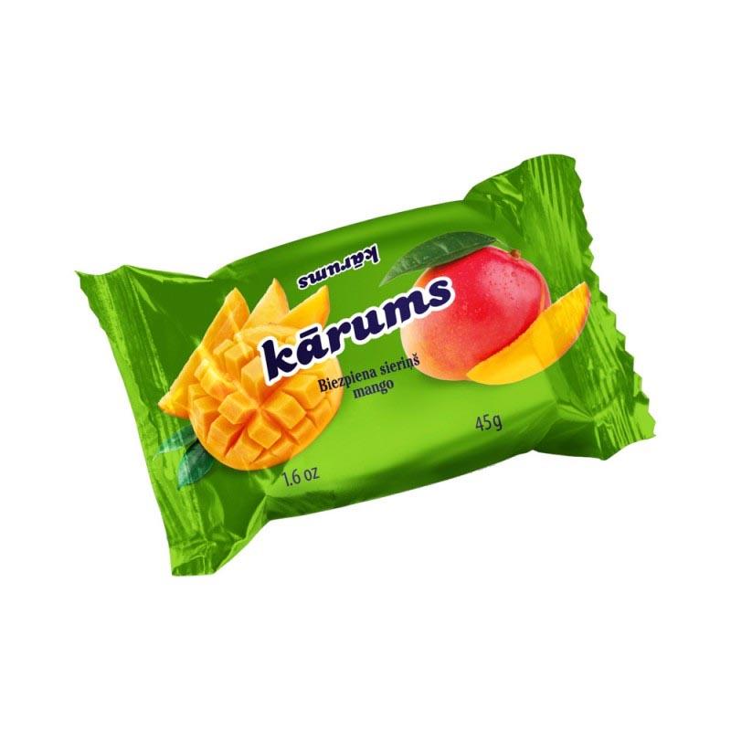 KÄRUMS Mango rahkapatukka 45 g