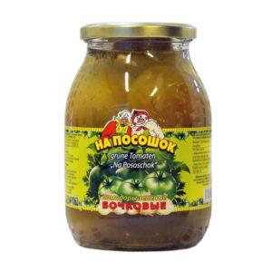 NA POSOSHOK  Vihreä tomaatti 1062 ml
