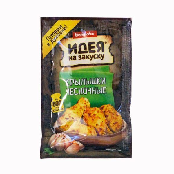 IDEA Siipikarjan valkosipuli marinaadi 60 g