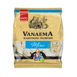 UVIC Kalkkuna-minipelmenit 400 g