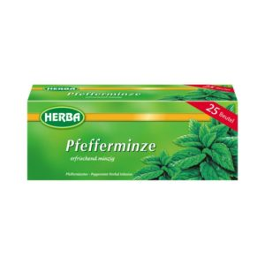 HERBA Minttutee 25x1