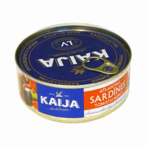 KAIJA Sardiinit tomaattikastikkessa 240 g