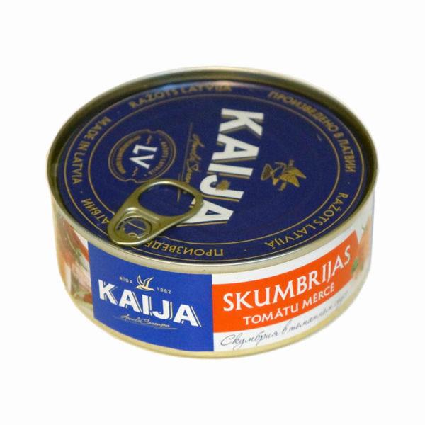 KAIJA Makrilli tomaattikastikkessa 240 g