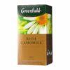 GREENFIELD Kamomilla tee 25 x 1