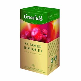 GREENFIELD Yrttitee Summer bouquet 50 g