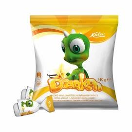 KALEV Draakon kerma-vanilja pehmeä karkki 110 g