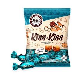 KALEV Kiss-Kiss pehmeä toffee 150 g