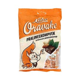 KALEV Orava prallini konvehti 175 g