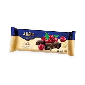 KALEV Tumma suklaa kirsikka 200 g