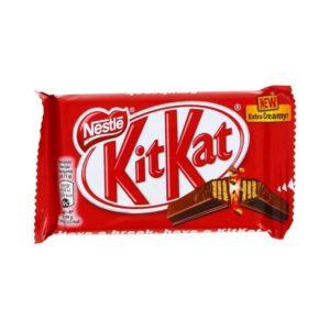 NESTLE Vohvelipatukka Kit Kat 45 g