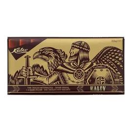 KALEV Tumma suklaa  hassellpähkinä 300 g