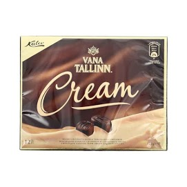 KALEV Vana Tallin Cream liköörikonvehti 124 g
