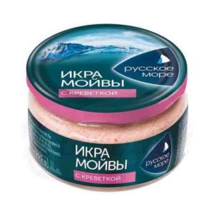 RUSSKOE MORE Villakuorenmäti ja lohi 165 g