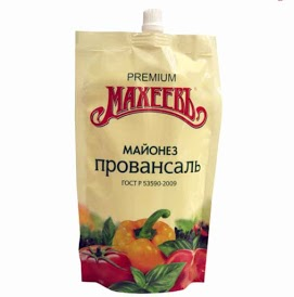 MAHEEV Majoneesi Provansaal 56 % 400 ml
