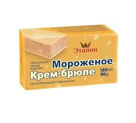 ETALON Jäätelö Krem-brule 90 g