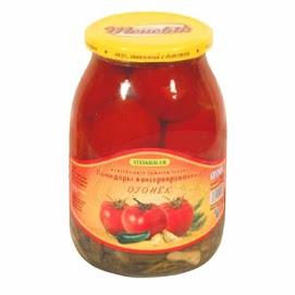 STEINHAUER Tulinen tomaatti ilman etikkaa 990 g