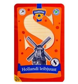 SAAREMAA Hollandi juusto viipaleet 150 g