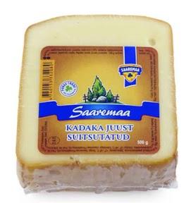 SAAREMAA Katajasavujuusto 26 % 500 g