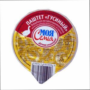 MOJA SEMJA Hanhen maksapasteija 130 g
