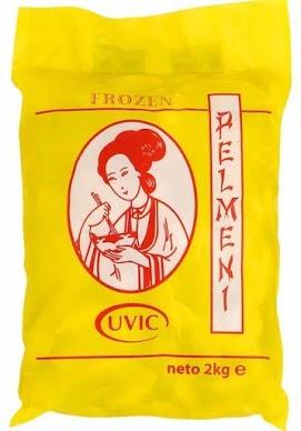 UVIC Pelmenit Hiina 2 kg