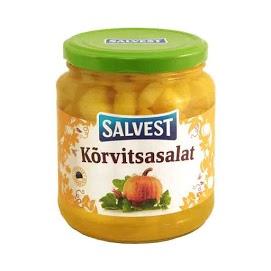 SALVEST Kurpitsasalaatti 560 g