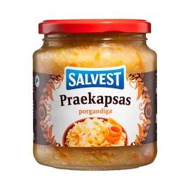 SALVEST Paistokaali porkkanalla 530 g