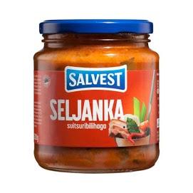 SALVEST Seljanka savulihalla 530 g