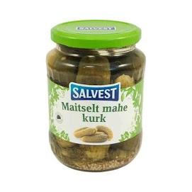 SALVEST Mieto maustekurkku 675 g