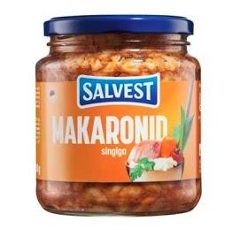 SALVEST Kinkkumakaroni 530 g