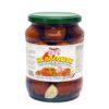 ZAKUSKA Säilötyt tomaatti ja kurku 720 ml