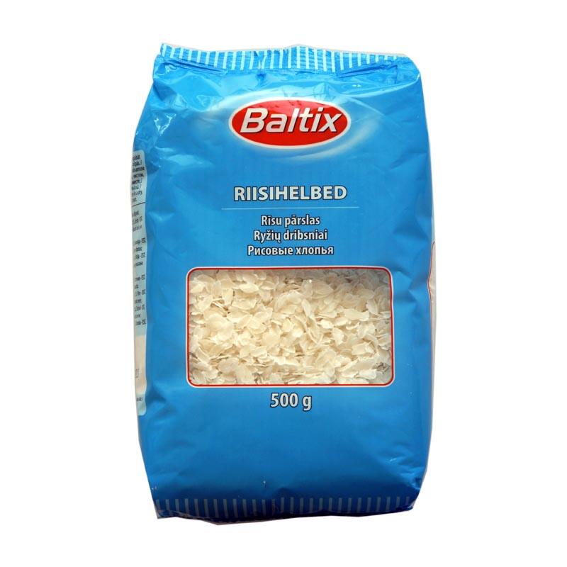 BALTIX Riisihiutaleet 500 g