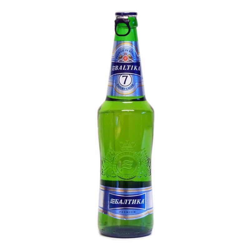 BALTIKA Olut № 7 5