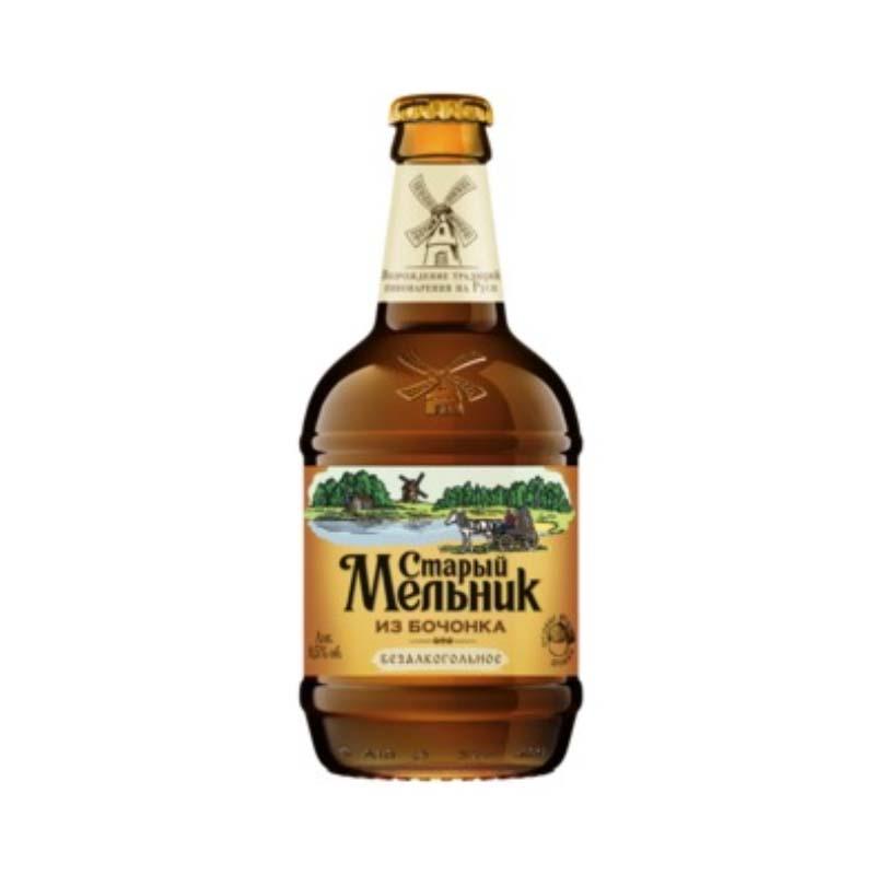 STARIY MELNIK alkoholiton 450 ml