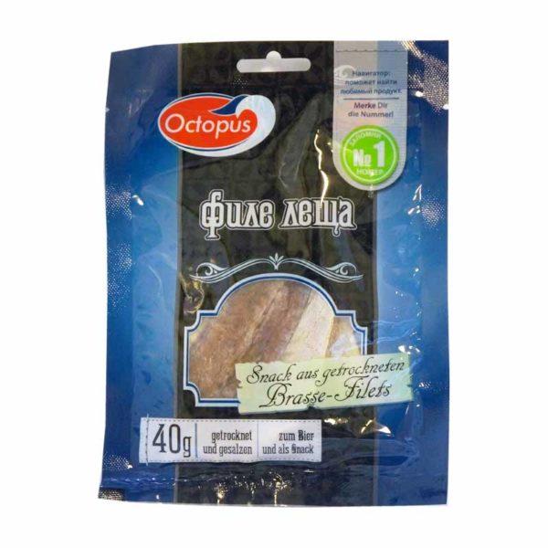 OCTOPUS Lahna kuivattu 40 g
